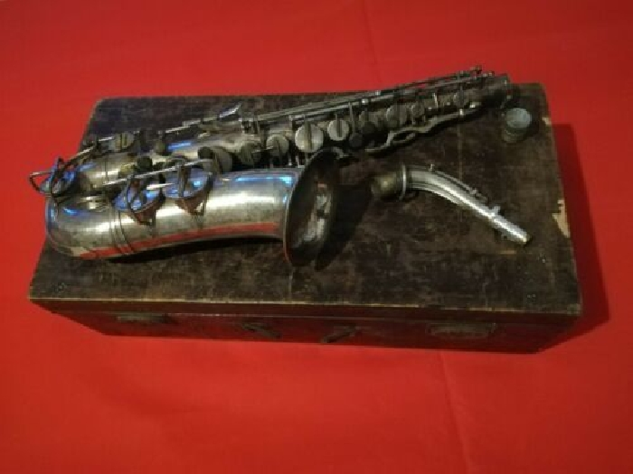 Saxophone Alto BEAUGNIER Vintage (Made in France)