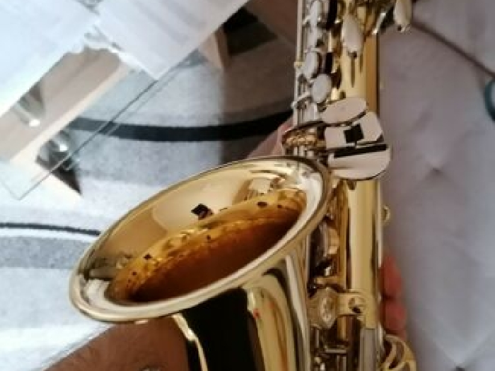 Yamaha Yas 25 alto saxophone, ready to play ( Near Mint! ) Sax made in Japan.