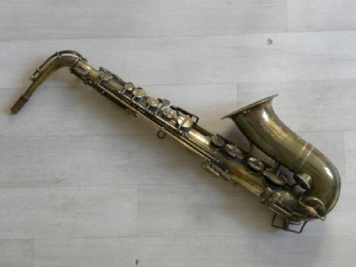 Super Ancien Saxophone Alto Buffet Crampon Evette Schaeffer 1906 Download Free Architecture Designs Scobabritishbridgeorg