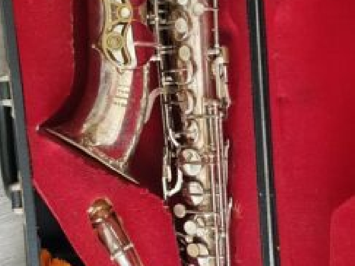 SAXOPHONE  COUESNON Vintage Made in France