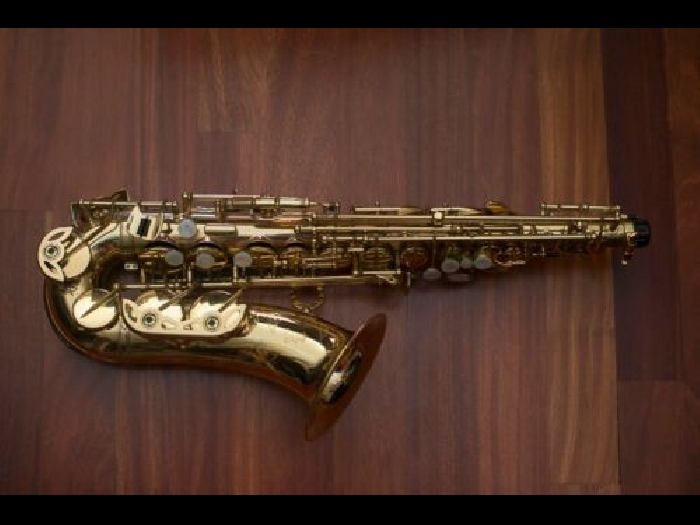 ALTO SAX KEILWERTH SX90R, SERIAL NUMBER: 123026