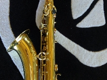 Saxophone ténor B&S Codera 2002 (modèle rare et instrument de collection).