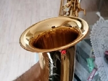 Late 90's tenor saxophone Yamaha yts 62, great player, beautiful lacquer. Sax