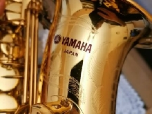 Alto saxophone Yamaha yas 62 (purple logo) in great shape, ready to play , sax