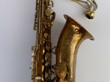 Tenor Saxophone King Super 20 I Series Full Pearls