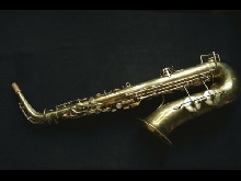saxophone alto selmer 'new large bore' 1930
