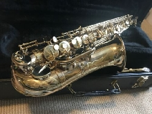 Selmer Super Action 80 Series II Alto Saxophone Near Brand New