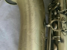 Baritone Saxophone Professional  New Antique Finish with case mouthpiece