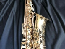 Selmer Super Action 80 Alto Saxophone 1983