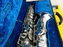 Ancien Saxophone  PIERRET COMPETITION  made in France