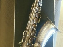 Saxophone Ténor Bb vintage Atlantic