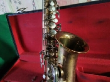 Saxophone alto sax CONN Naked Lady Transitional