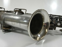 ANTIQUE FRENCH ALTO SAXOPHONE GUENOT STERNBERG SAX FOR RESTORE TLC SAXOPHON