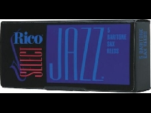 RICO Baryton Sax Sélectionner Jazz Filed - #4H - 5 Anches - Neuf Produit