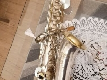 Selmer Modèle 26 alto saxophone, completely hoverauled with Pisoni pads. Sax