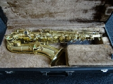Saxophone Alto Martin Handcraft Low Pitch