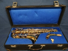 saxophone alto B&S blue label