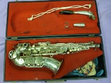 Saxophone vintage Alto  DOLNET PARIS made in France